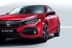 Honda Civic Hatchback 2017 (2)