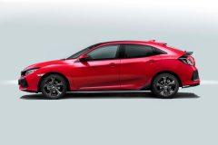 Honda Civic Hatchback 2017 (4)