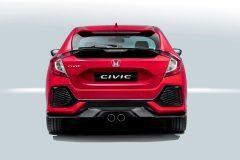 Honda Civic Hatchback 2017 (6)
