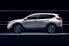 Honda CR-V Hybrid Prototype 2017