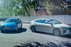 Hyundai IONIQ Autonomous CES 2017 (1)