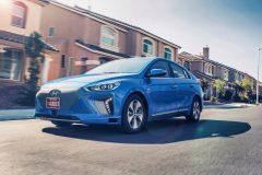 Hyundai IONIQ Autonomous CES 2017 (2)