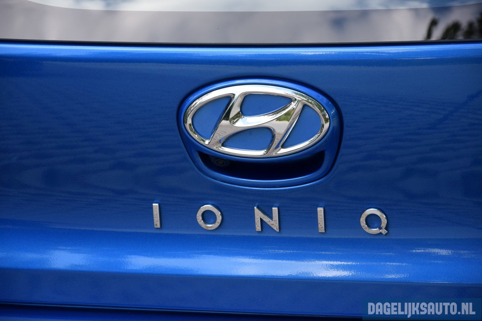 Rijtest Hyundai Ioniq Electric Premium Dagelijksauto Nl