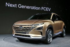 Hyundai Next Generation Fuel Cell SUV 2018