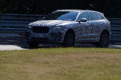 Jaguar F-Pace SVR 2017 (spionage) (1)