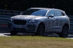Jaguar F-Pace SVR 2017 (spionage) (2)