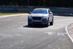 Jaguar F-Pace SVR 2017 (spionage) (3)