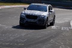 Jaguar F-Pace SVR 2017 (spionage) (4)