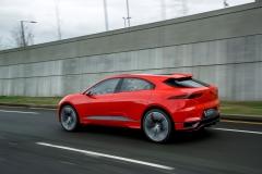 Jaguar I-Pace Concept 2017 (Photon Red) (15)