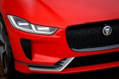 Jaguar I-Pace Concept 2017 (Photon Red) (19)