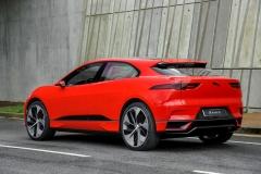 Jaguar I-Pace Concept 2017 (Photon Red) (2)