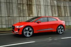Jaguar I-Pace Concept 2017 (Photon Red) (8)