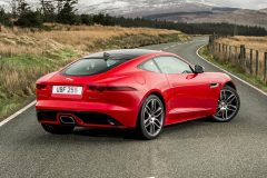 Jaguar F-Type Coupé 2017