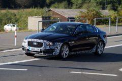 Jaguar XE facelift 2018 (spionage) (1)