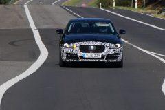 Jaguar XE facelift 2018 (spionage) (3)