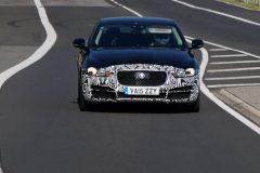 Jaguar XE facelift 2018 (spionage) (4)