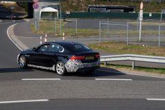 Jaguar XE facelift 2018 (spionage) (6)