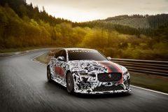 Jaguar XE SV Project 8 2017 (6)