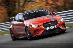 Jaguar XE SV Project 8 2018 (Nürburgring Nordschleife)