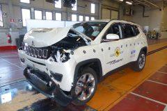 Jeep Compass 2017 (Euro NCAP)