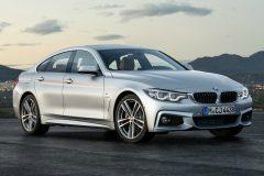 BMW 4 Serie Gran Coupé 2017