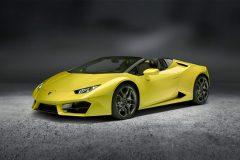Lamborghini Huracán RWD Spyder 2017 (1)