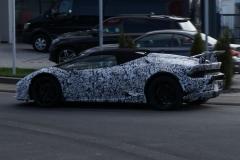 Lamborghini Huracán Spyder Performante 2018 (spionage) (5)