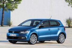 Volkswagen Polo BlueGT 2014