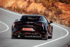 Lexus LC 500h 2017 (23)