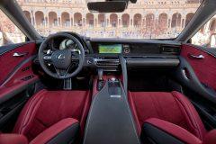 Lexus LC 500h 2017 (50)