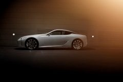 Lexus LC 500h Launch Edition 2017