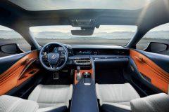 Lexus LC Structural Blue Edition 2017