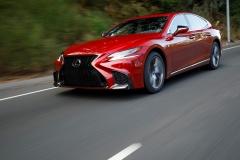 Lexus LS 500 2018 (2)