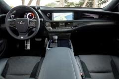 Lexus LS 500 2018 (20)