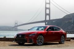 Lexus LS 500 2018 (5)