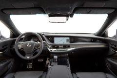 Lexus LS 500 F Sport 2017 (13)