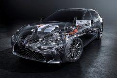 Lexus LS 500h 2017 (teaser) (1)
