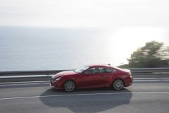 07-Lexus-RC-300h-Radiant-Red-dynamic