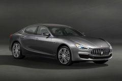 Maserati Ghibli GranLusso 2017