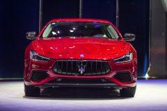 Maserati Ghibli GranSport 2017