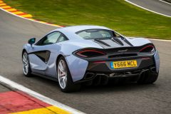 McLaren 570S Track Pack 2018