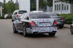 Mercedes-AMG E 63 Limousine 2017 (5)