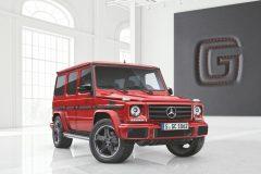 Mercedes-Benz G-Klasse Designo Manufaktur Edition 2017 (1)