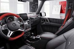 Mercedes-Benz G-Klasse Designo Manufaktur Edition 2017 (2)