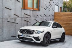 Mercedes-AMG GLC 63 4Matic+ Coupé 2017 (1)