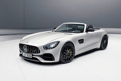 Mercedes-AMG GT C Roadster Edition 50 2017 (1)