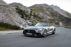 Mercedes-AMG GT Roadster 2017 (7)