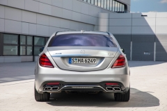 Mercedes-AMG S 63 4Matic+ Limousine 2017 (9)