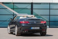 Mercedes-AMG S 65 Cabriolet 2017