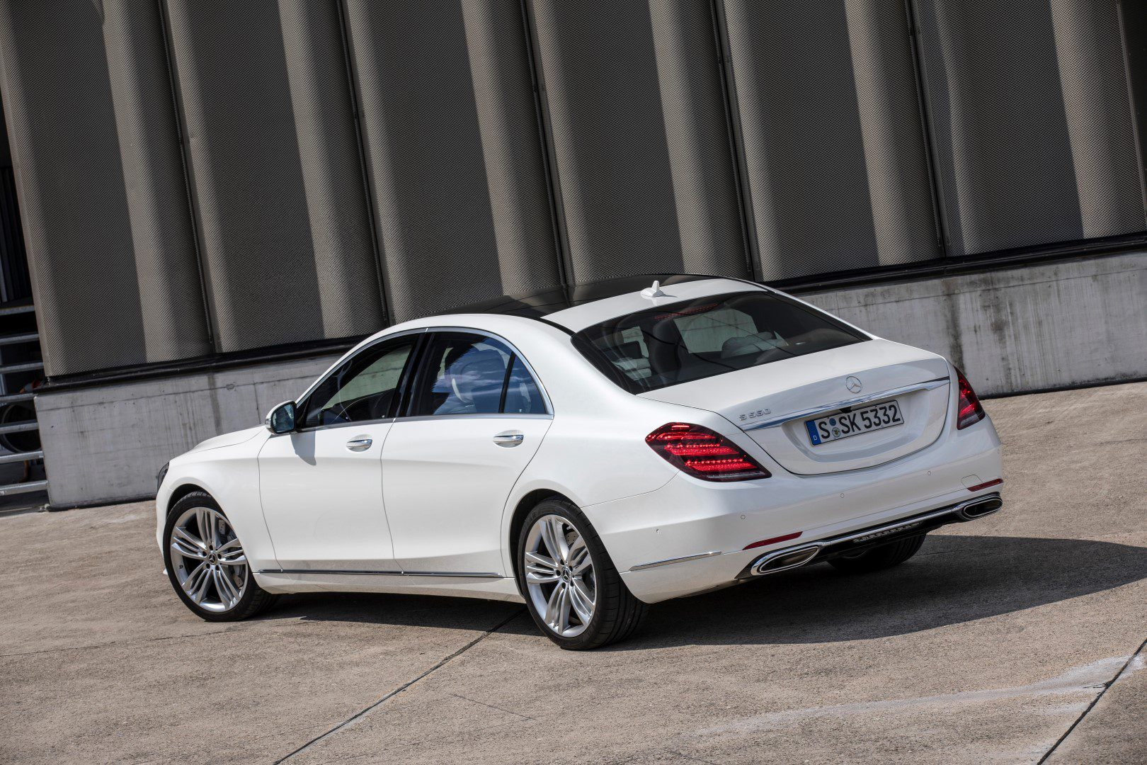 Mercedes benz boekt verkooprecord in augustus for 2017 mercedes benz s